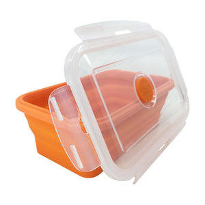 Lid for Orange Rectangle > 800ml