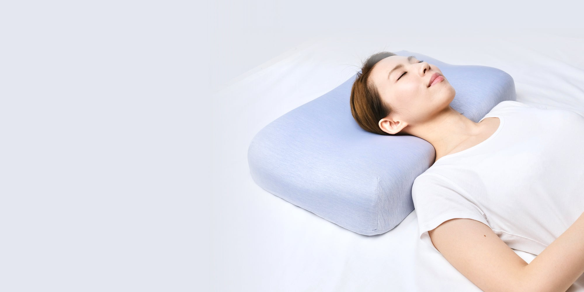 Cushion Lab Cooling Ergonomic Contour Pillow, Orthopedic Neck Support Memory Foam Pillow for Sleeping, Cervical Pillow for Back Sleepers Side Sleepers