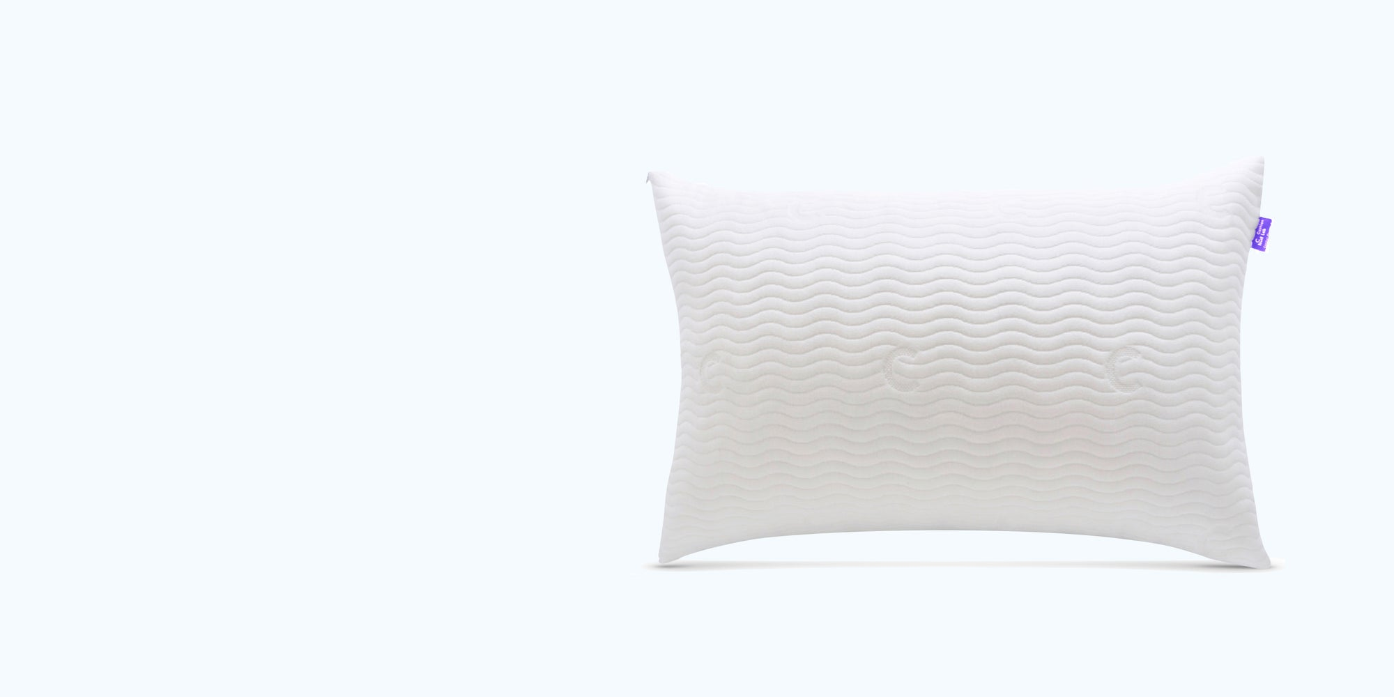Cushion Lab Adjustable Shredded Memory Foam Pillow, Hypoallergenic Bamboo Pillow