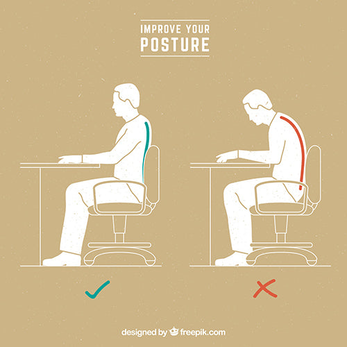 Shoulder pain and back condition