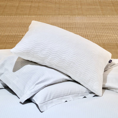 Adjustable Shredded Memory Foam Pillow - Cushion Lab