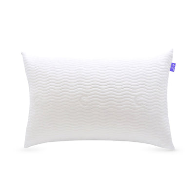 Cushion Lab Adjustable Shredded Memory Foam Pillow Main Image