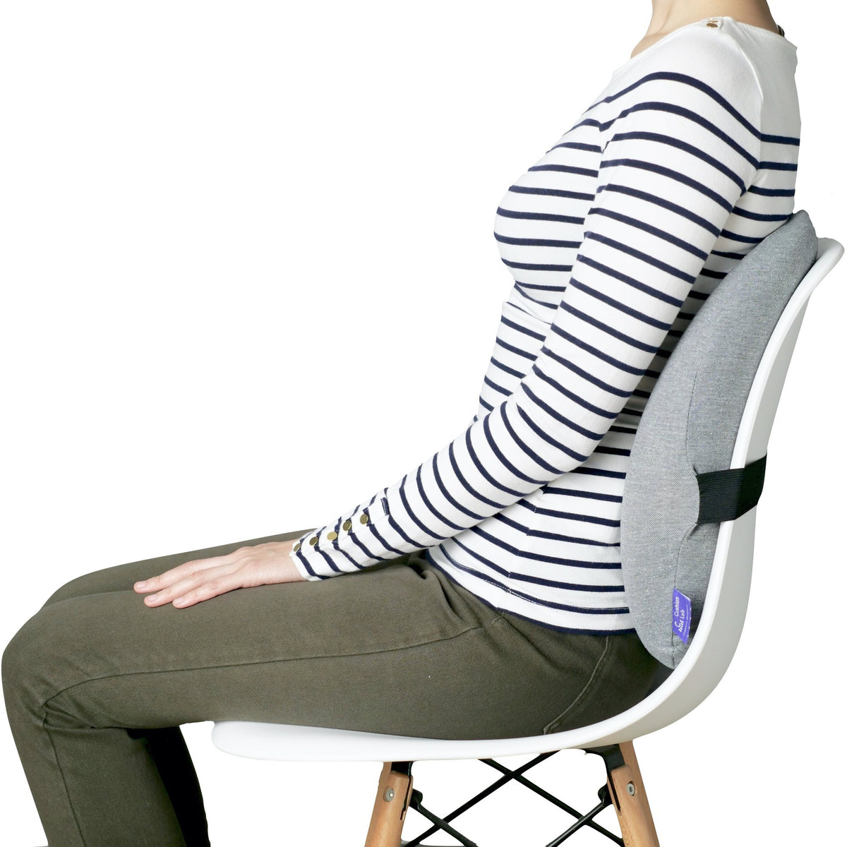 Ergonomic Lumbar Support Pillow - Cushion Lab