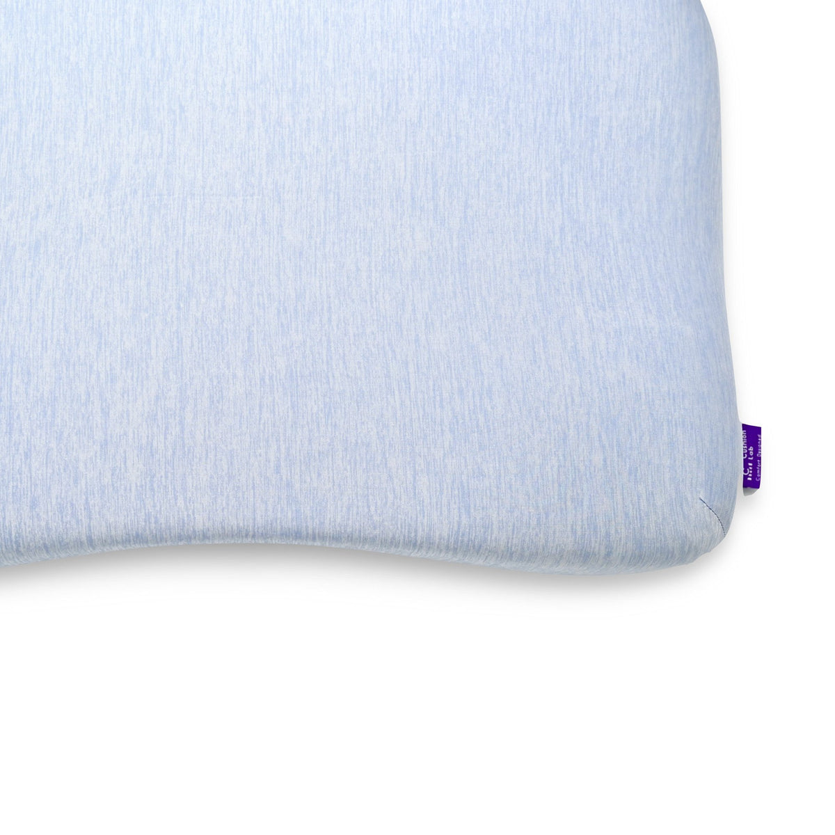 Cooling Ergonomic Contour Pillow Curved Shoulder Edge - Cushion Lab