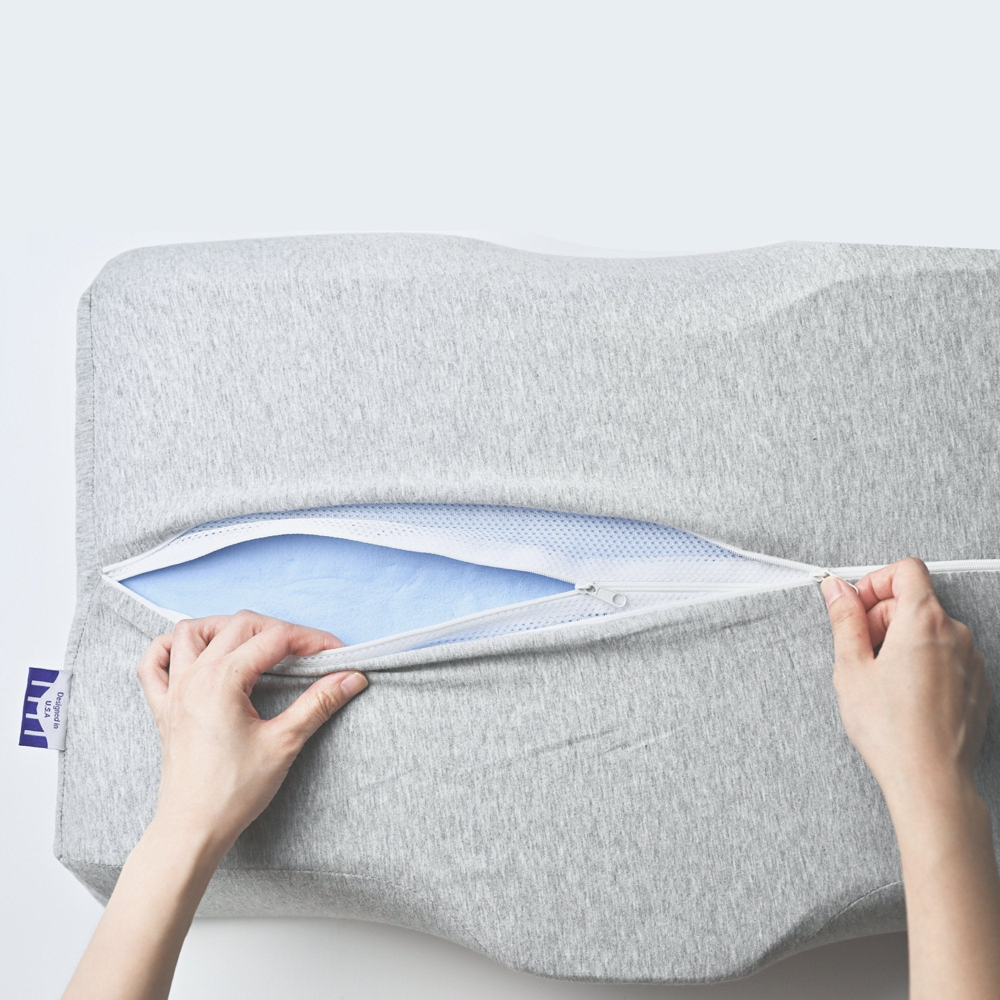 Tempur, neck muscles, llc all rights reserved, proper alignment, memory foam firmness