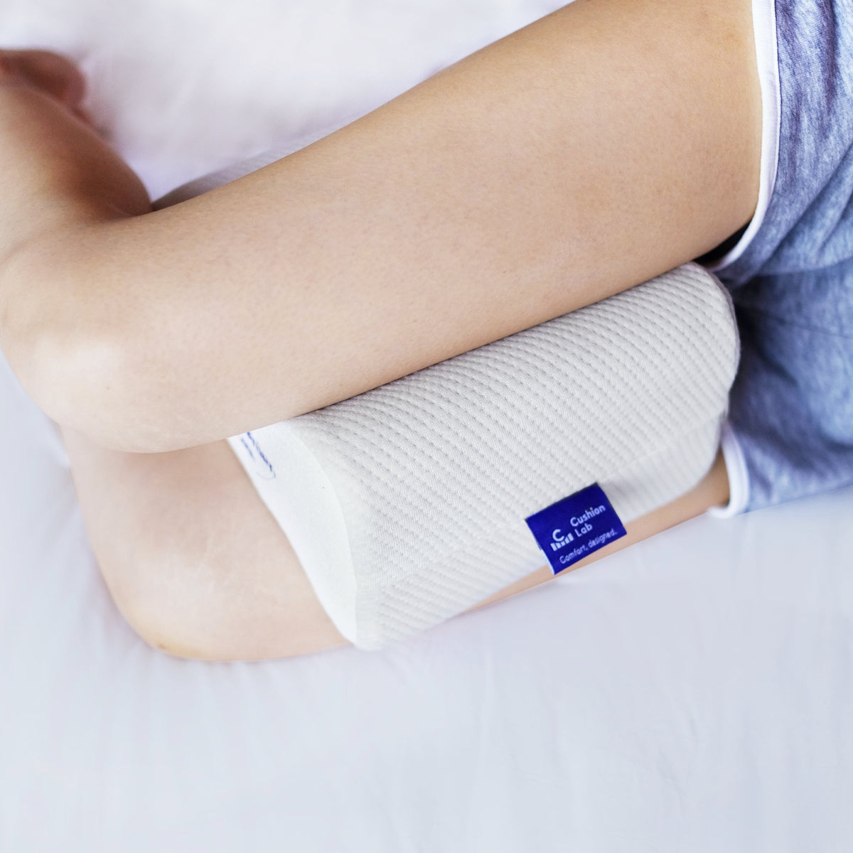 Side Sleeper Knee Pillow - Cushion Lab