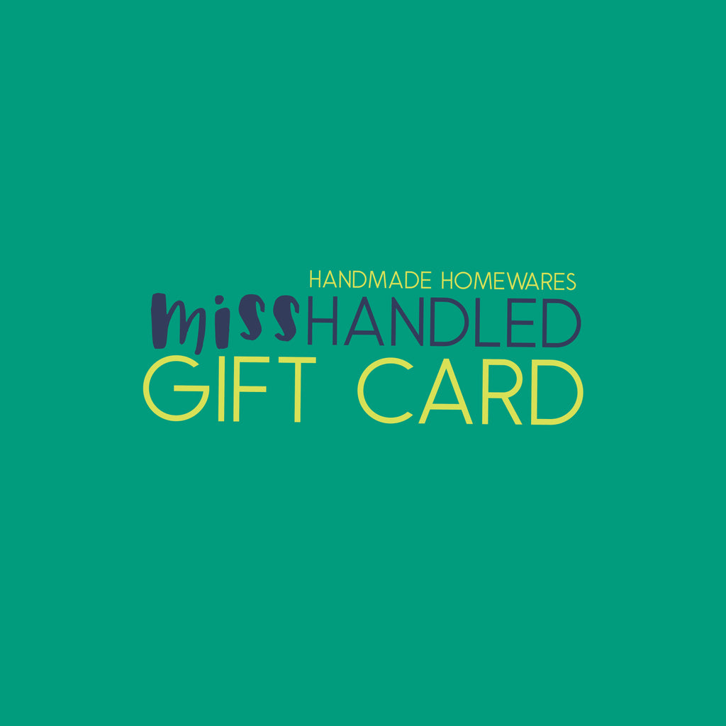Gift Card - Perfect gift for a colour lover! - Misshandled