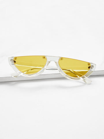 Lemonade Shades (Clear&Yellow)