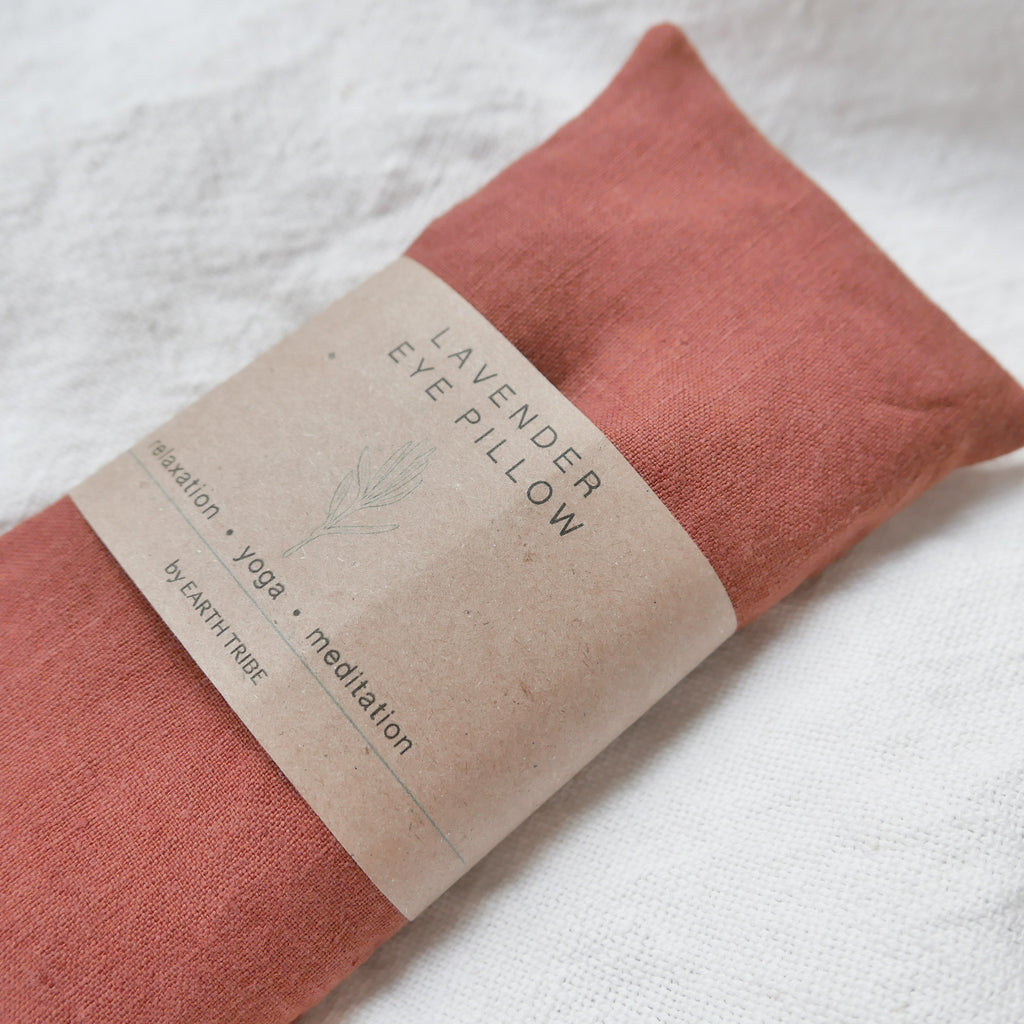 Lavender eye pillow from Earth Tribe