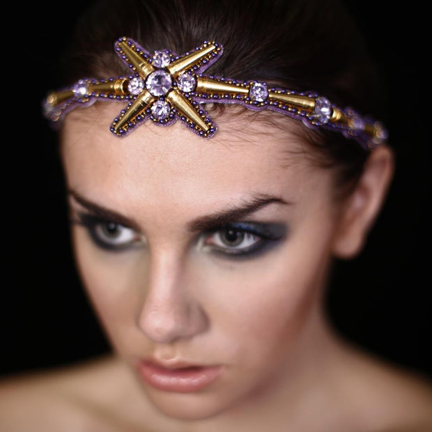 The Solaris Headband. Women - Accessories - Hair Accessories BEGADA