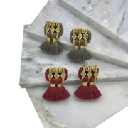 Jhumka Women - Jewelry - Earrings SLATE + SALT