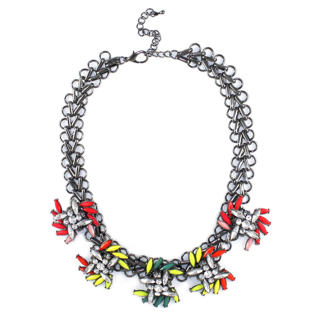 Neon Spray Necklace Women - Jewelry - Necklaces Kristin Perry