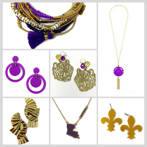 LSU Tigers Gift Guide Ideas For Her