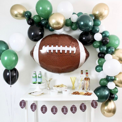 Football homegate party balloon decorations