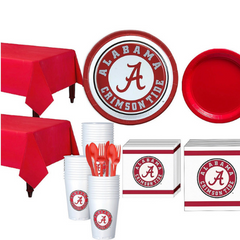 NCAA Big12 and SEC Party Decor Partyware Decorations