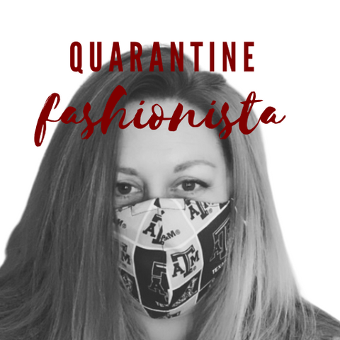 Cortney Carroll Image StyleAlum Quarantine Fashionista