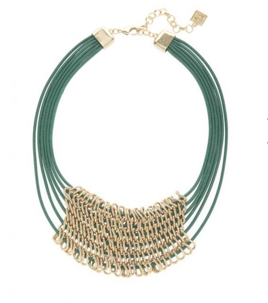 Layered Chains Necklace - StyleAlum