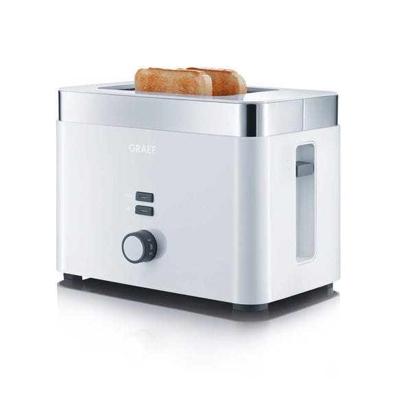 Graef Toaster TO61 weiss