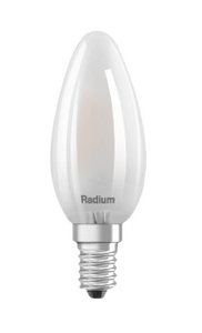 Radium LED Star Candle  matt ,E14