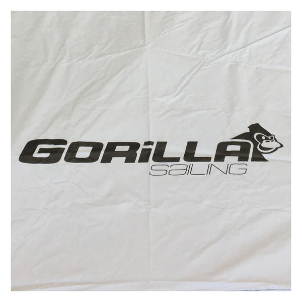 Laser Tufftex Top Cover logo Gorilla Sailing