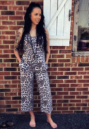 The Good Life Cheetah Jumper-MagnoliaMill