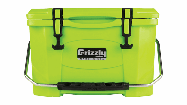 Grizzly 20 - Green
