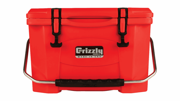 Grizzly 20 - Red
