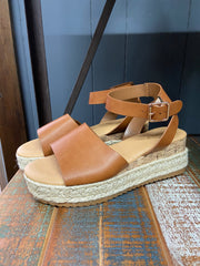 Mallows Open Toe Platform Sandal