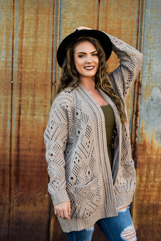 Meadow Cardigan