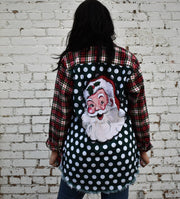 Santa Clause Flannel