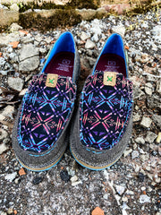 Dust Aztec Twisted X Loafer