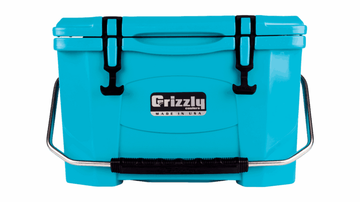 Grizzly 20 - Blue