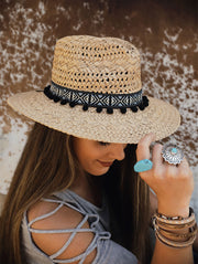 Sandy Shores Beach Hat
