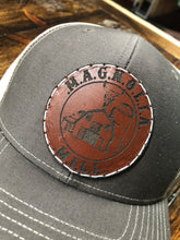 Load image into Gallery viewer, Mens Magnolia Leather Patch Richardson Hats