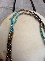 Lane's Beaded Necklace