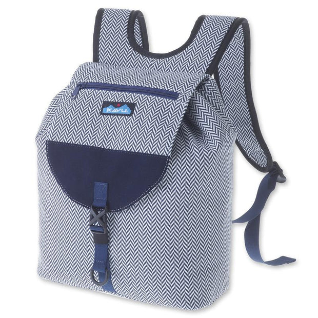 Kavu Herringbone Satchel Pack