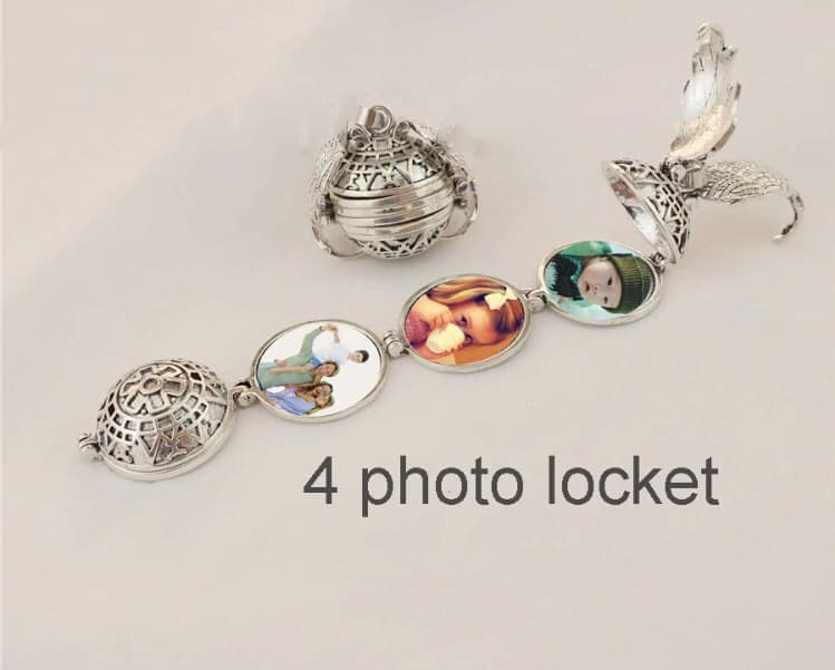 🔥50%OFF-Pendant Expanding Photo Locket Necklace(BUY 1 & GET 1 FREE TODAY)