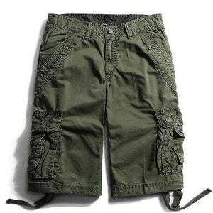 Mid-Waisted Hiking Shorts