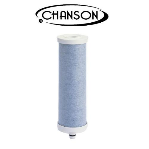 Reservefilter for Chanson vannioniserer