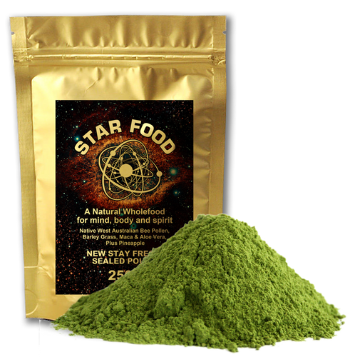 Star Food Monatomic Gold