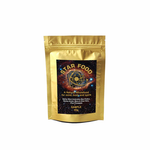 Star Food Monatomic Gold 45g