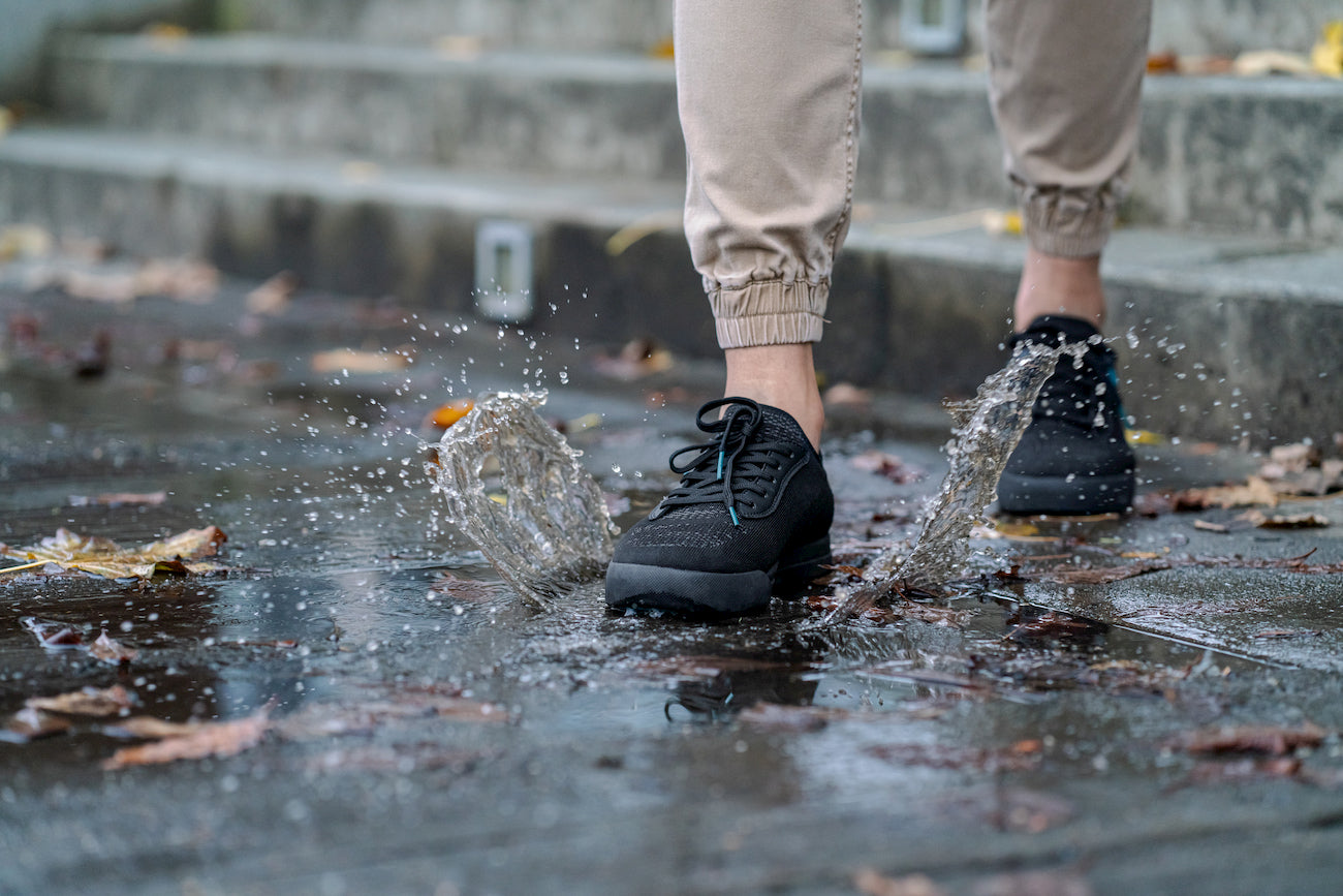 Meet 100% Waterproof Sneakers