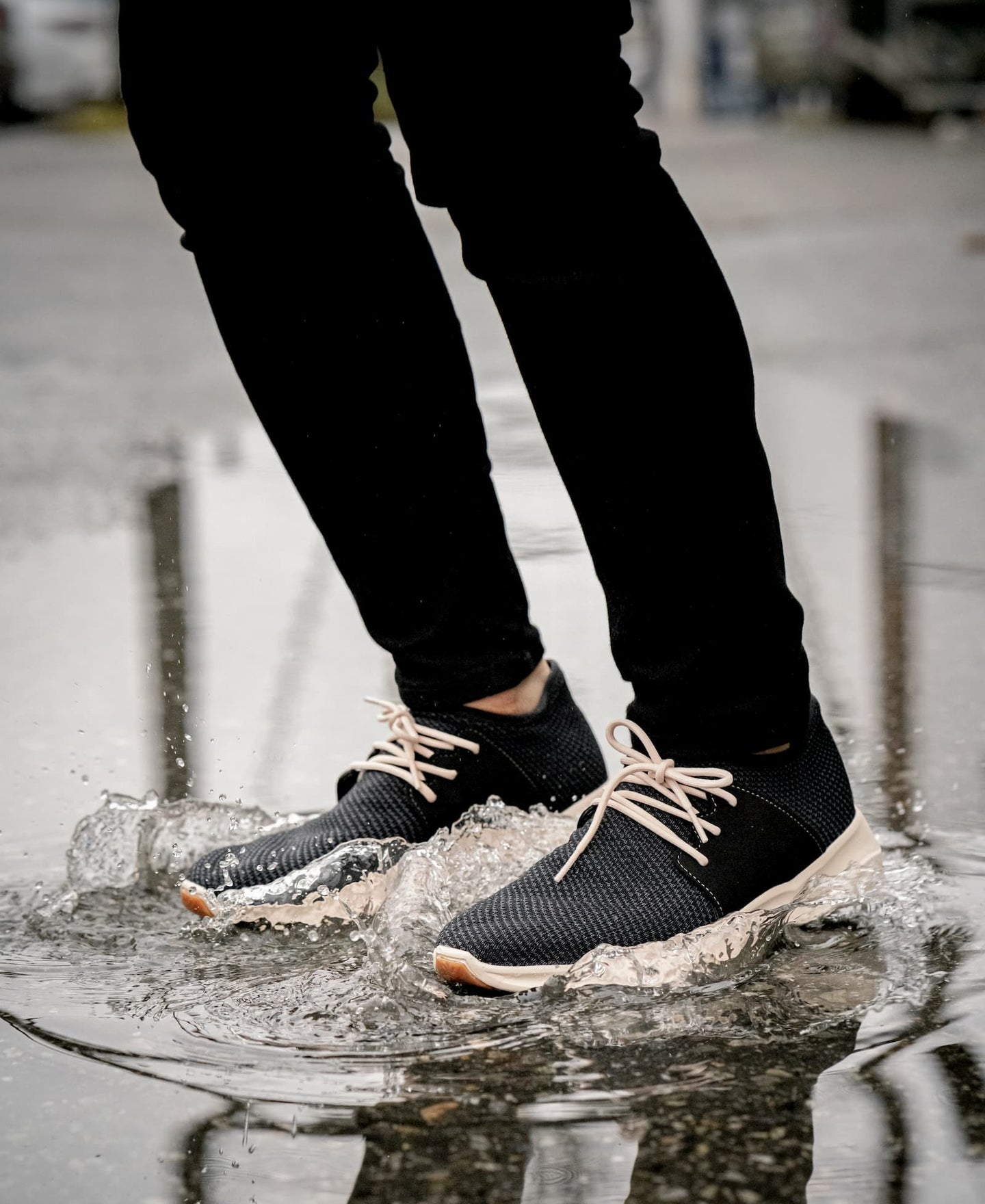 Rain Proof Shoes? Hekk yes.