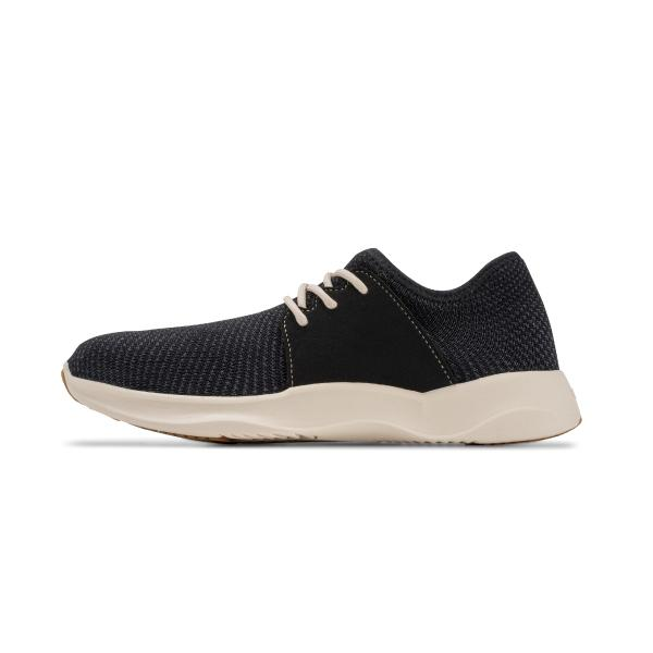 Women's Everyday - Midnight Black on Off White