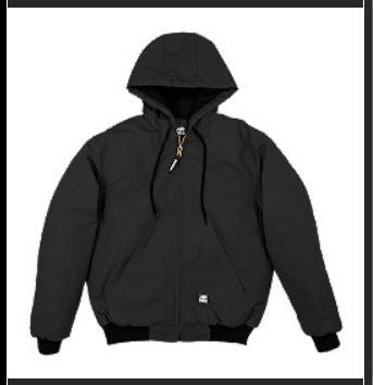 Hooded Jacket HD