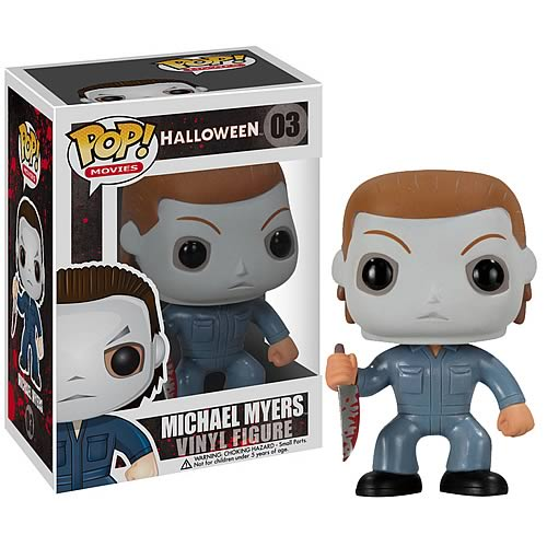 Movies #0003 Michael Myers - Halloween