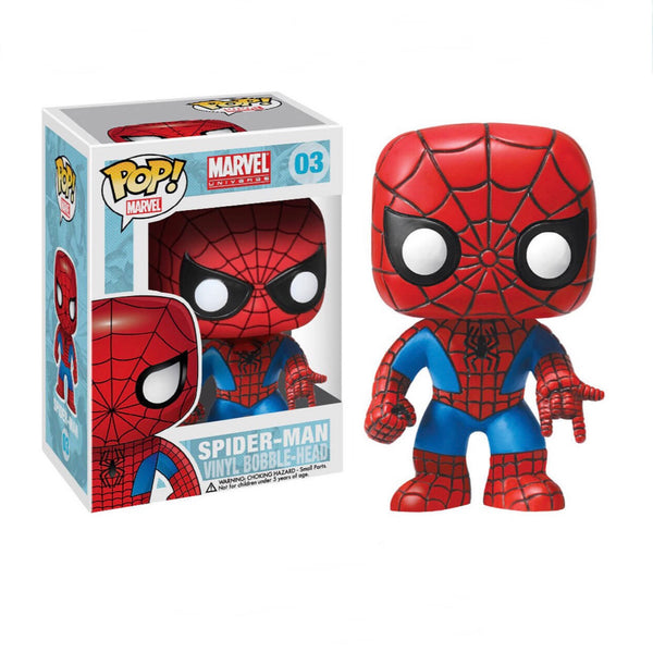 Marvel #0003 Spider-Man