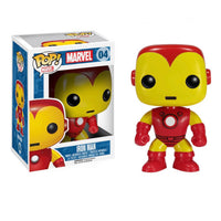 Marvel #0004 Iron Man