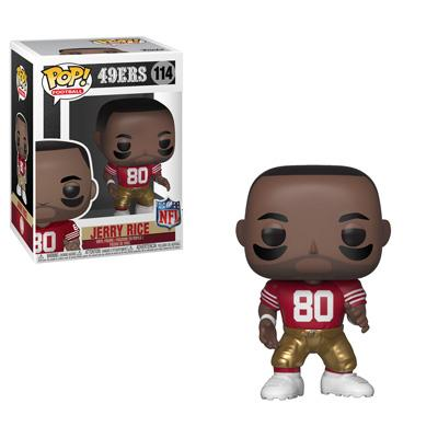 NFL #114 Jerry Rice - San Francisco 49ers