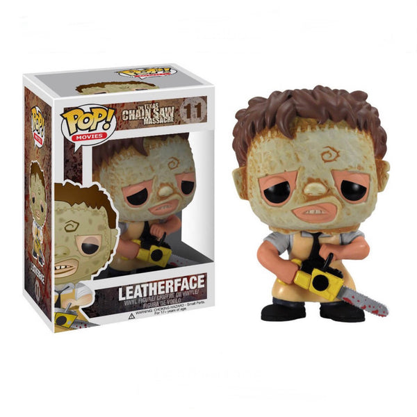 Movies #0011 Leatherface - The Texas Chainsaw Massacre